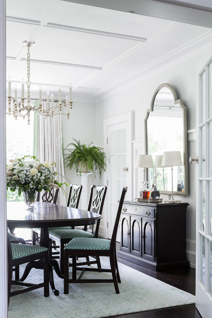 Wahroonga traditional-dining-room