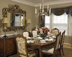 Cortese Dining Room 3 traditional dining room