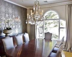 Rachel Hazelton Interior Design traditional-dining-room