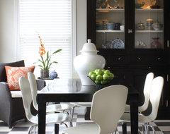 Transitional Breakfast Room traditional-dining-room