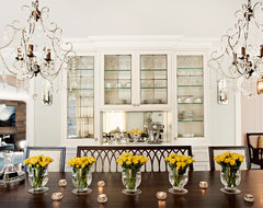 What Are Some Ideas For A Formal Dining Room Table Centerpiece