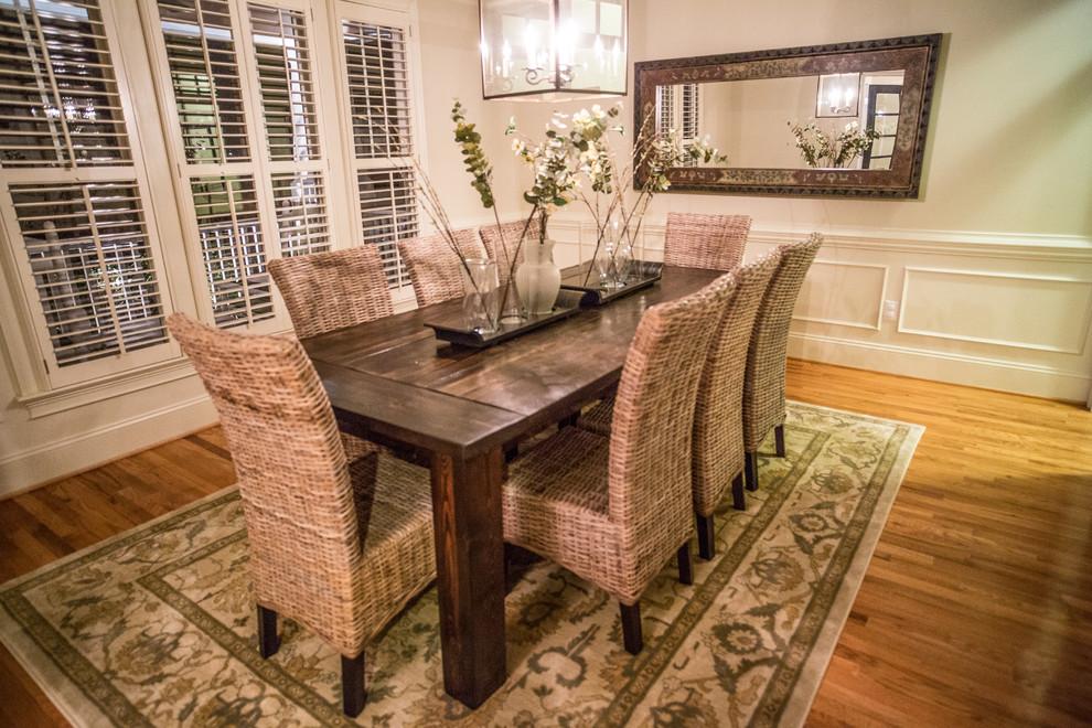 Traditional Farmhouse Table, Farm Table Dining Room