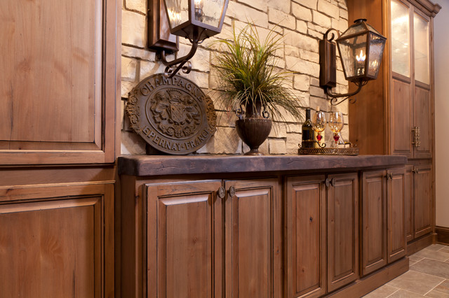 Traditional Kitchen - Alder - Traditional - Dining Room - Other - by R ...