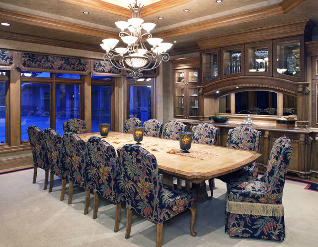 Traditional Residential traditional-dining-room