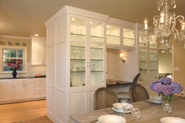Traditional (timeless) kitchen and whole house remodel traditional-dining-room