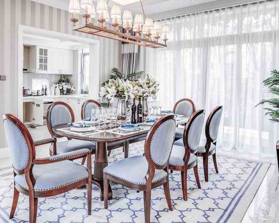 Shabby Chic Style Dining Design Ideas Pictures Remodel Decor With