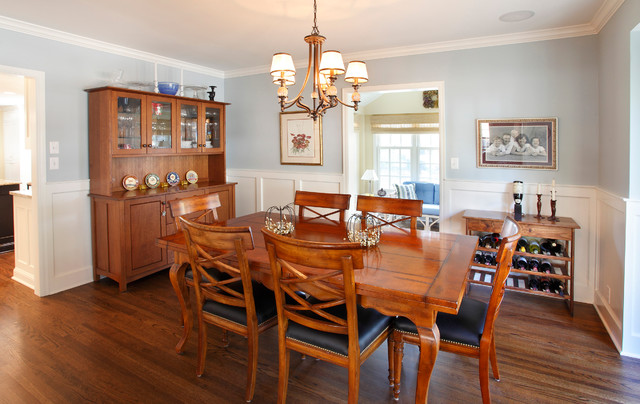 Transformed Home B traditional-dining-room