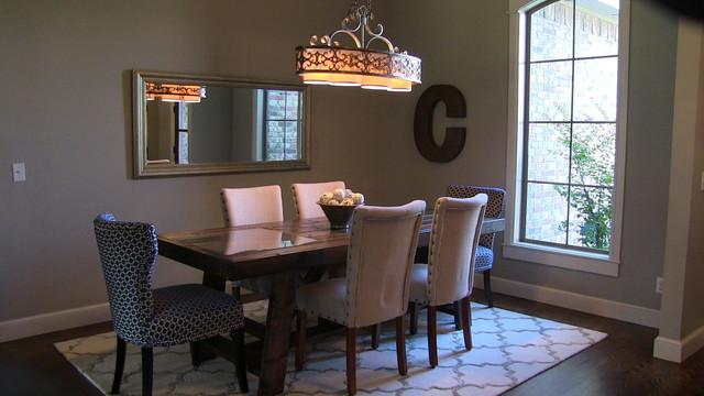 Oklahoma D Wallpaper For Living Room