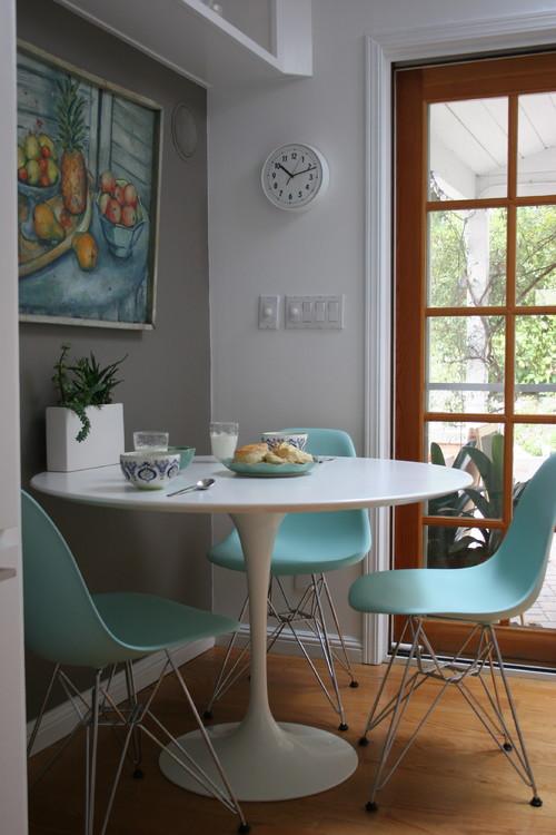 Fiorella Design eclectic dining room