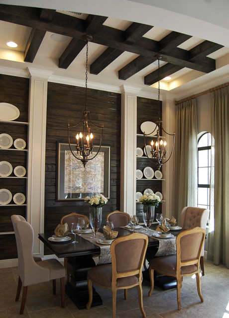 Bon Interior Design Gallery   Transitional   Dining Room ...