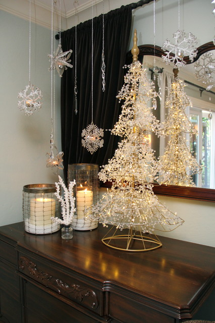 Christmas Decorating like a PRO traditional-dining-room