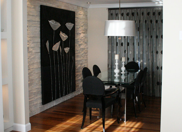 transparance inc contemporary-dining-room