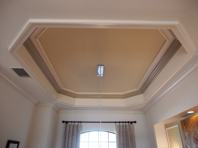 Tray Ceiling Design : contemporary dining room from www.houzz.com size 640 x 480 jpeg 46kB