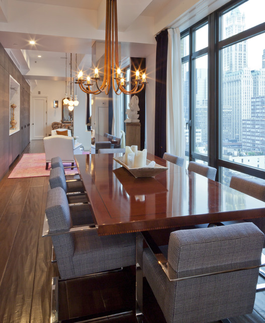 Tribeca Table 4 Side Chairs and Bench  Gray  Value City