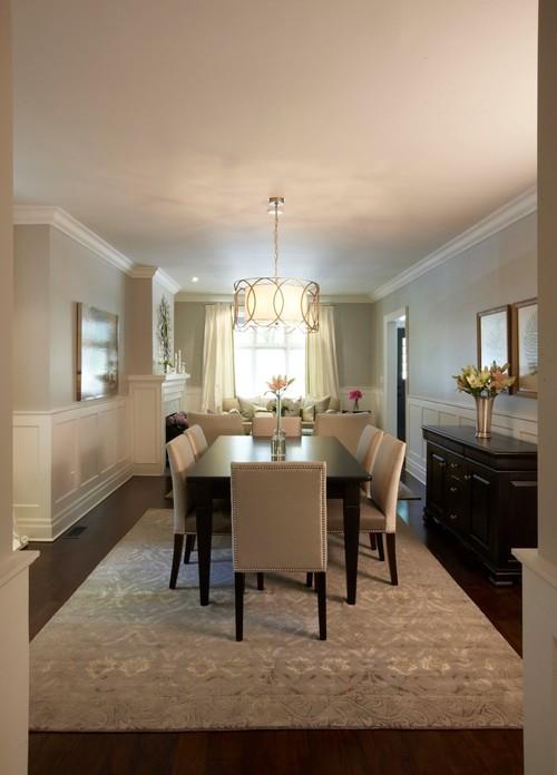 Trickett Dining Room contemporary dining room