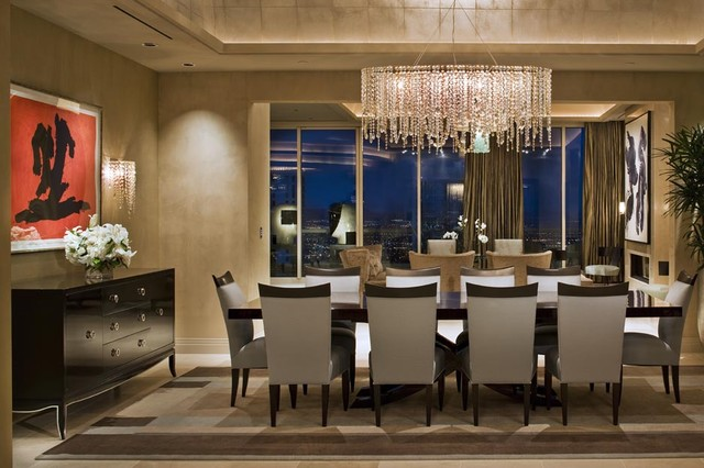 Modern Dining Room By Willman Interiors Gina ASID