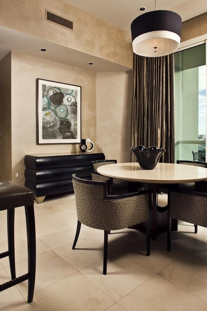 Turnberry contemporary-dining-room