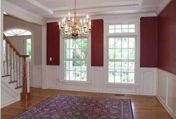 Inspiration for a timeless dining room remodel in Columbus