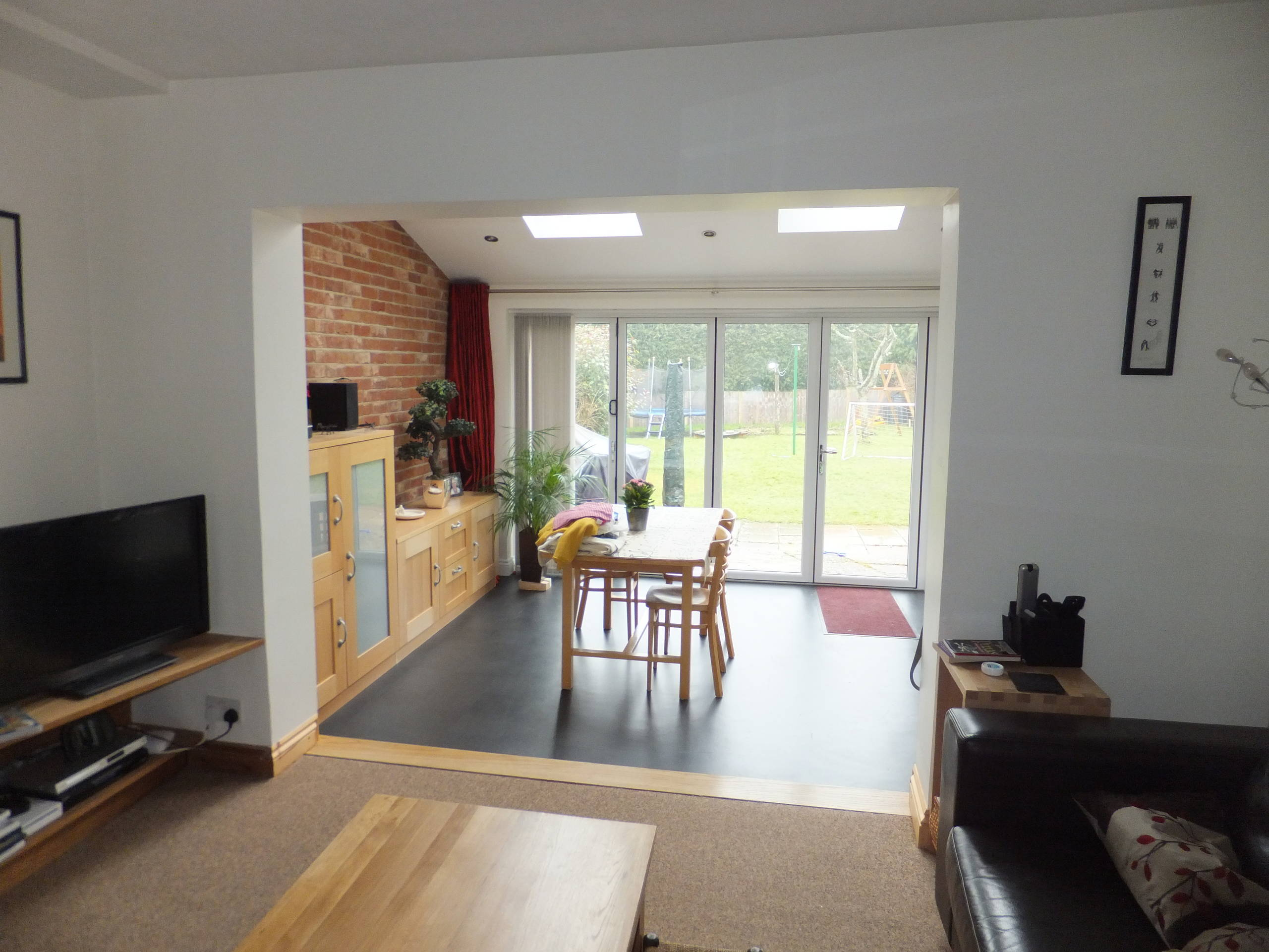 Living Room Extension Houzz