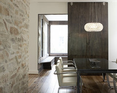 Madison St contemporary-dining-room
