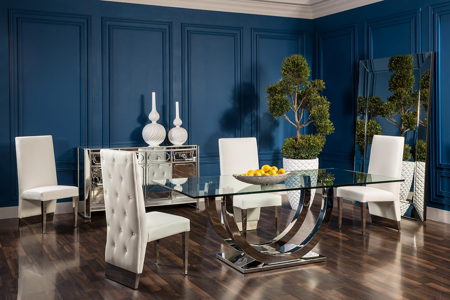 Contemporary Dining Room, Modern Dining Room Furniture Miami