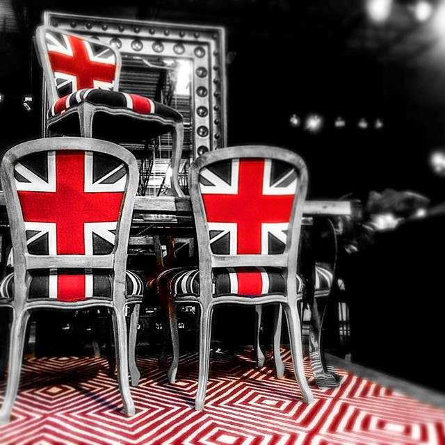 Union Jack Dining Chaircornerstone Home Interiors Spaces