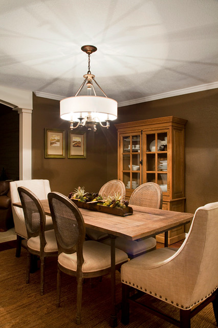 Updated traditional kitchen and breakfast traditional for Update traditional dining room