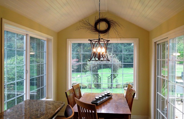Updating traditional traditional dining room other for Updating a traditional dining room