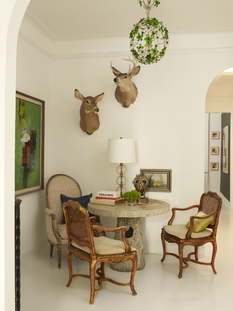 Upper East Side Dining Room Eclectic Dining Room New York By Andrew F