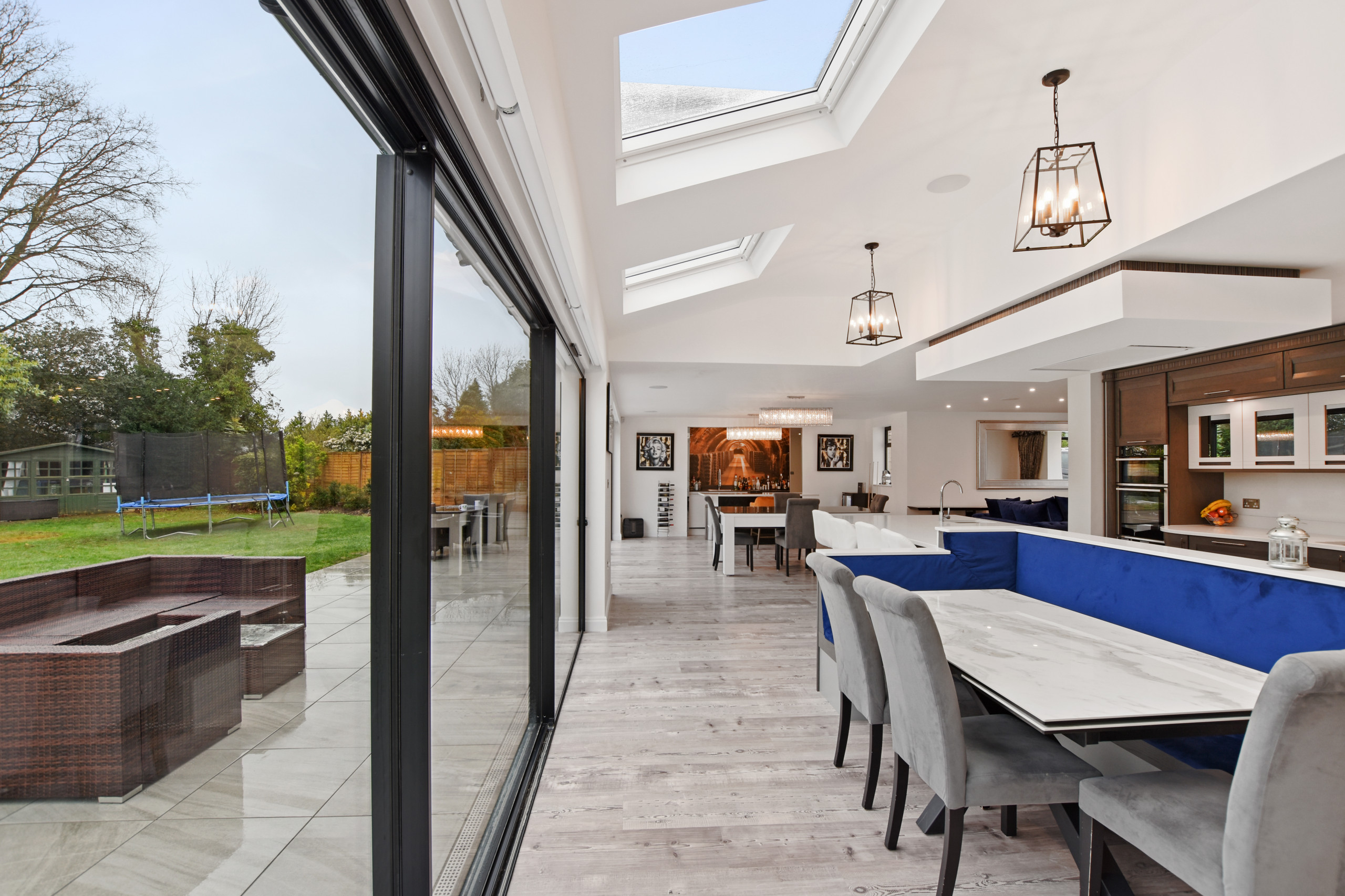 Upper Hill Rise - Kitchen/Diner