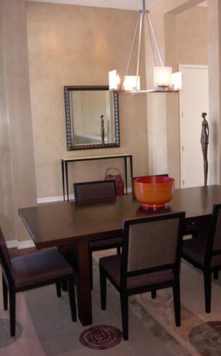 Urban Modern modern-dining-room