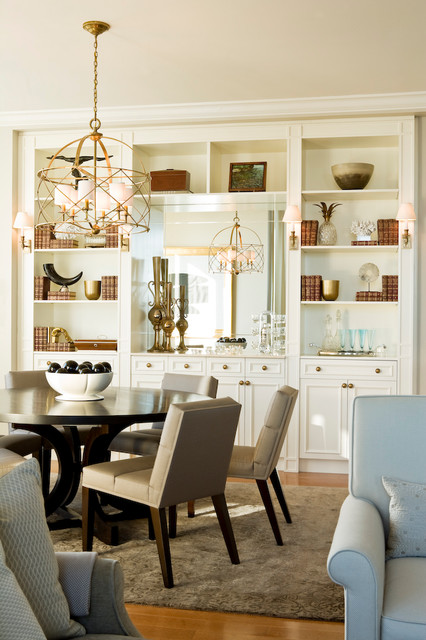 Sophisticated Dining Room Ideas For Your Home Design: Urban Sophisticated