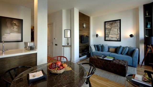 URBAN SUITES contemporary-dining-room