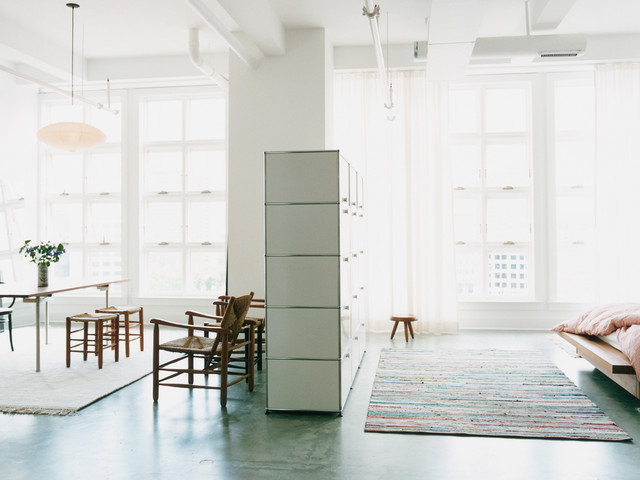 Modular Dining Room : USM Modular Furniture - Contemporary - Dining Room - chicago - by ...