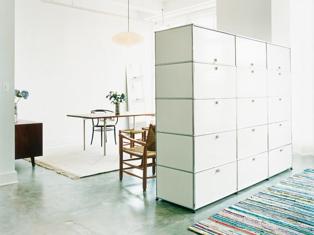 Modular Dining Room : USM Modular Furniture - Modern - Dining Room - Chicago - by Haute ...