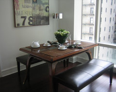 UWS Breakfast Area contemporary dining room