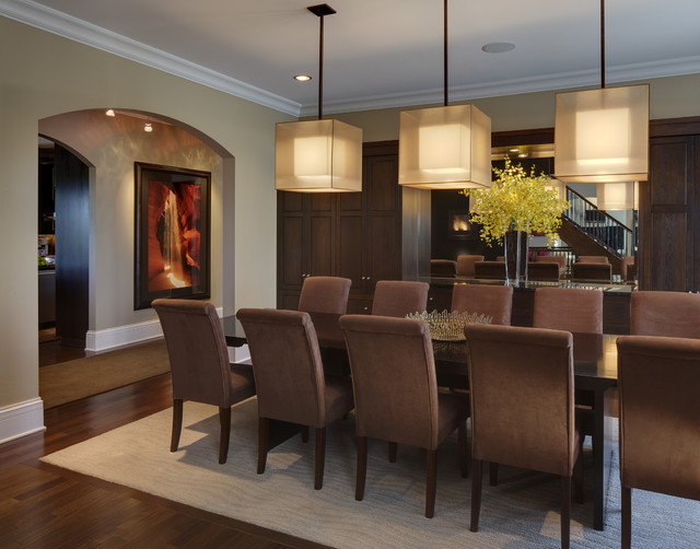 V murray designs for Dining room design questions