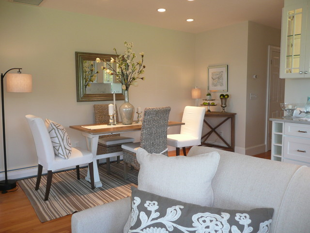 ... Style - Dining Room - boston - by BK Classic Collections Home Stagers