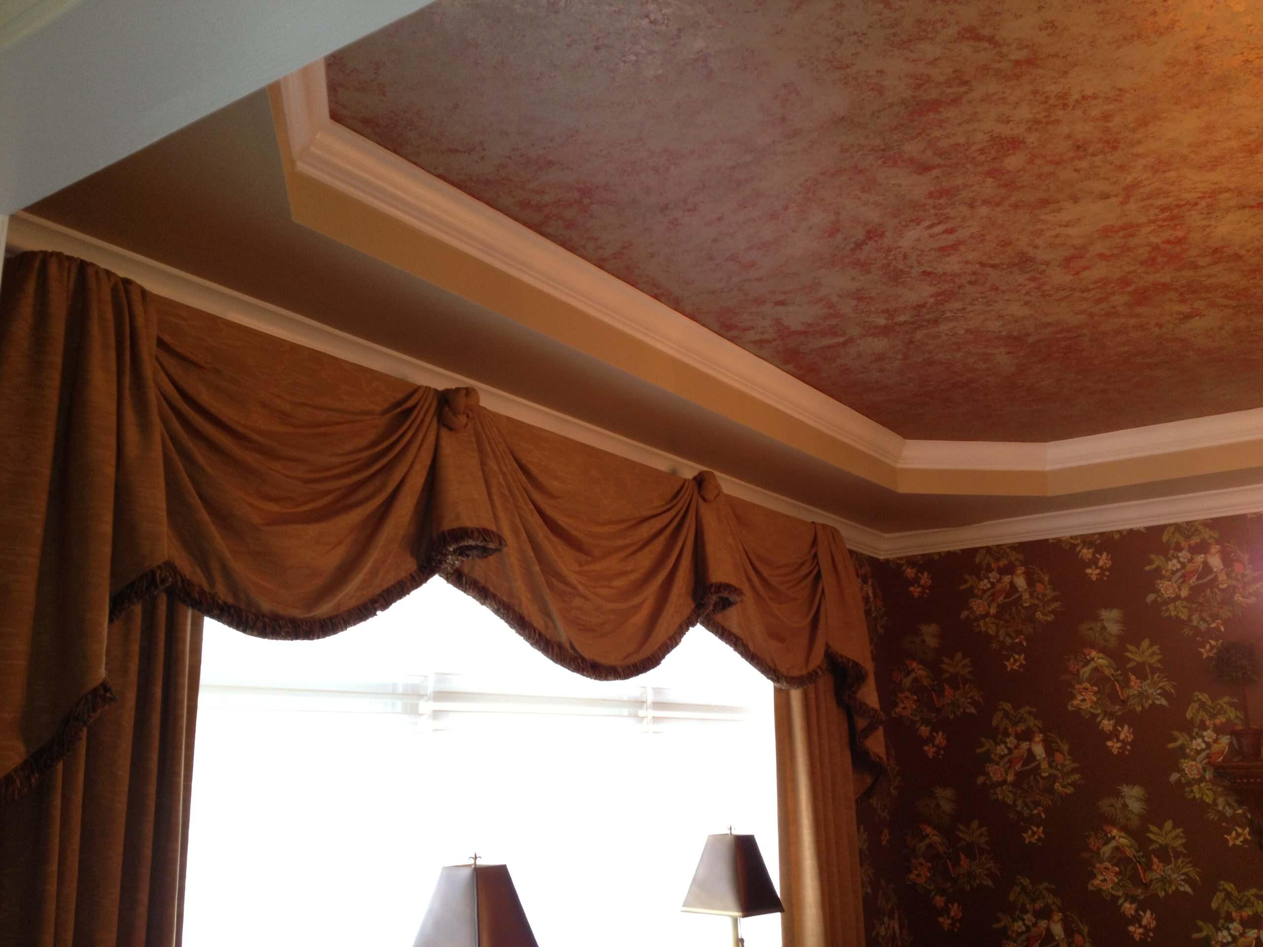 Valence window treatments