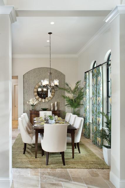 Valencia 1180 Mediterranean Dining Room Tampa By