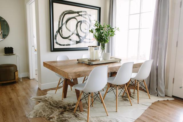 Valley View Apartment - Scandinavian - Dining Room - Salt Lake City ...