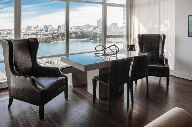 Vancouver luxury condo ii fashion inspired furniture for Dining room tables vancouver