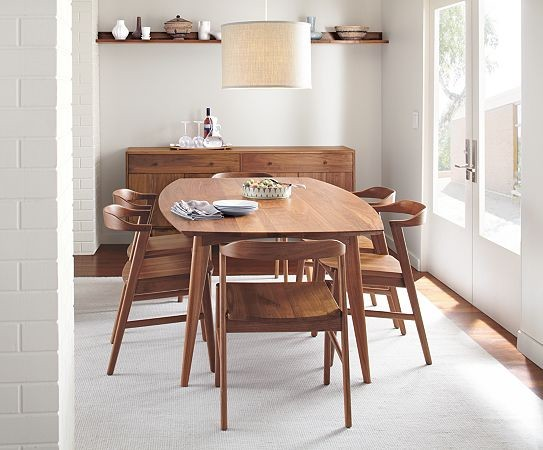 ventura dining tabler&b - modern - dining room - minneapolis ...