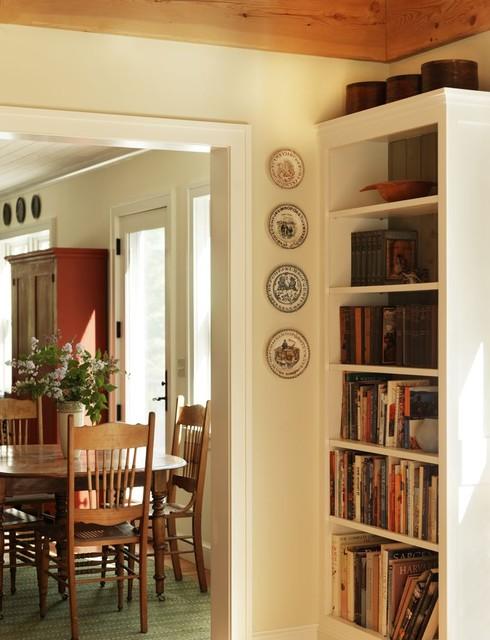 Vermont Farmhouse farmhouse-dining-room