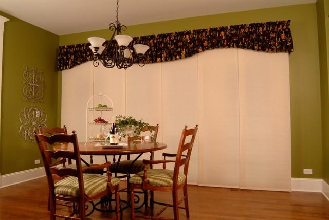 Vertical alternatives traditional dining room for Dining room alternatives