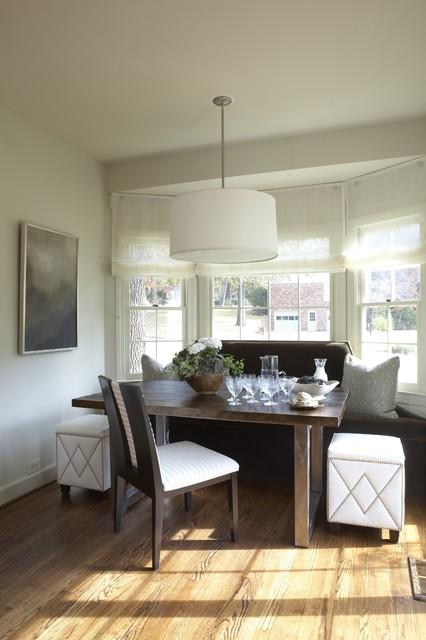 Vestavia Hills House contemporary-dining-room