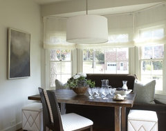 Vestavia Hills House contemporary dining room