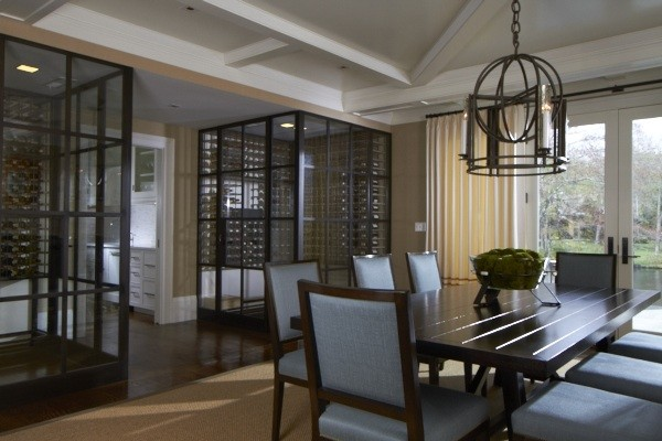 Vicente Burin Architects contemporary-dining-room