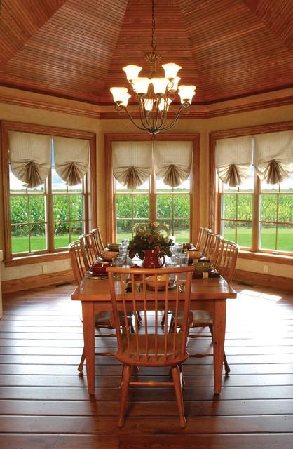 Victorian Farmhouse farmhouse-dining-room