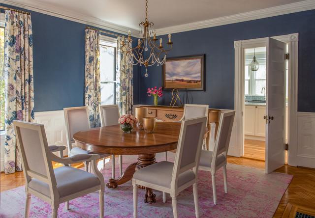 Victorian Restoration Victorian Dining Room Boston By Landry Ar